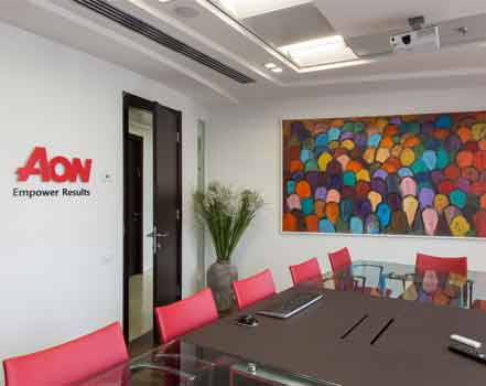 AON ISRAEL INSURANCE BROKERAGE LTD