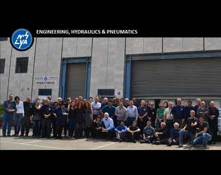 Lya Hydraulic & Pneumatic Equipment Co. Ltd.