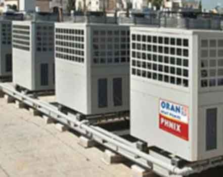 ORAN HEATING EQUIPMENT LTD.