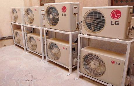 בואו להכיר סוגים שונים של מערכות מיזוג אוויר