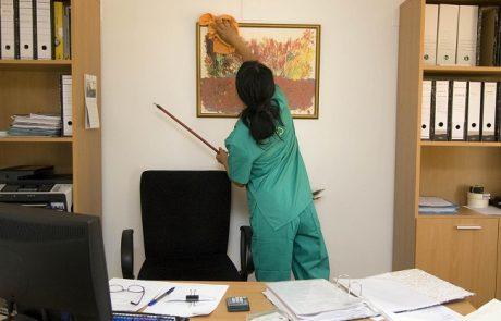 שירות ניקיון משרדים לבריאות העובדים שלכם