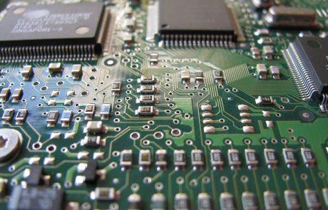 שימושים של רכיבי אלקטרוניקה
